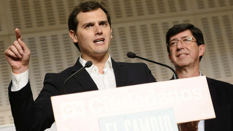 PP da 24 horas a Rivera para que alce la voz después de que el PSOE aparte a Alaya