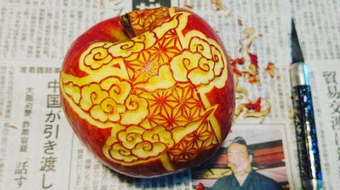 Gaku, el 'instagramer' japonés que convierte la fruta en arte