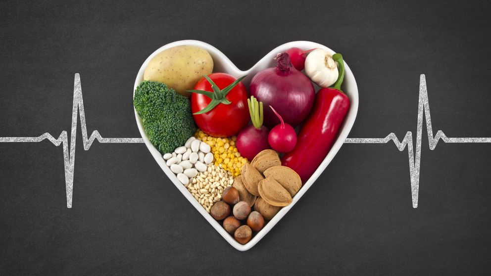 Los mejores alimentos para tener el corazón fuerte