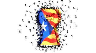 El 'escape room' del Consejo de Ministros en Barcelona