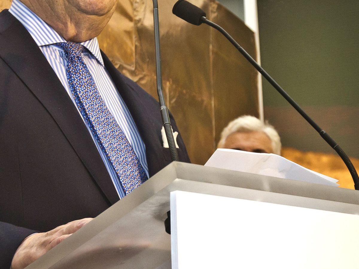 Foto: El consejero delegado de Atlantic Copper, Javier Targhetta. (EFE)