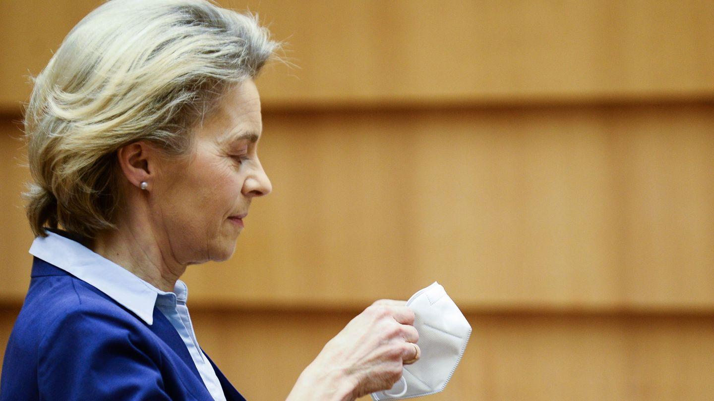 Ursula von der Leyen. (EFE)