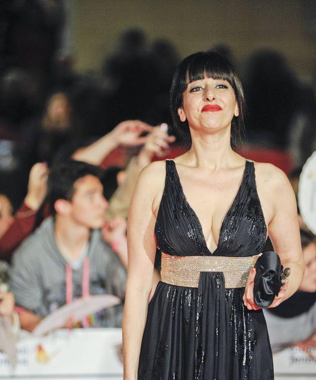 Foto: Yolanda Ramos en el Festival de Málaga. (Cordon Press)