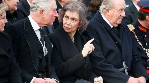 La última foto de Carlos de Inglaterra por la que Don Juan Carlos habría sido lapidado