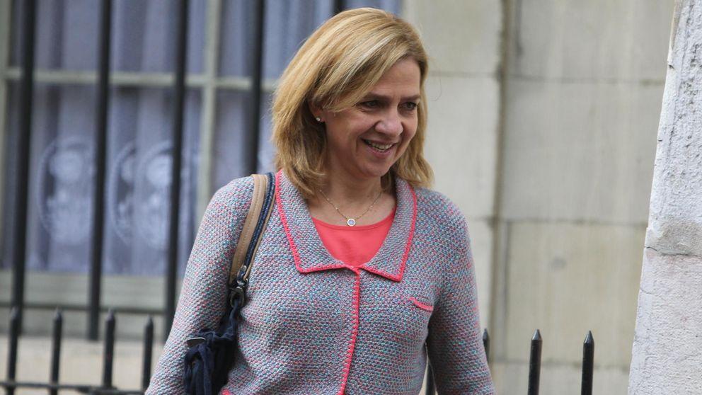 La Infanta tiene dos balas con la 'doctrina Botín' para no ir a juicio