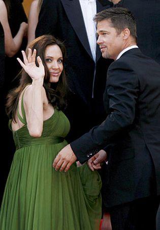 """Foto: Brad y Angelina: """"No hemos roto"""""""