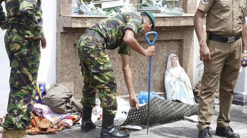 Al menos 187 muertos y más de 400 heridos en una serie de explosiones en Sri Lanka