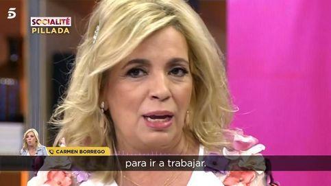 Tensión entre Carmen Borrego y 'Socialité': Ya está bien de acosar