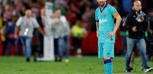 Post de El resbalón de Junior Firpo y la crisis del Barcelona en la Liga de las sorpresas