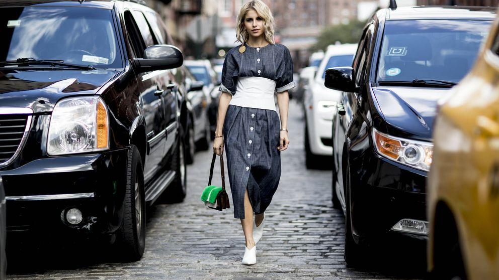 Vestidos con botones: el que te faltaba en tu armario del verano