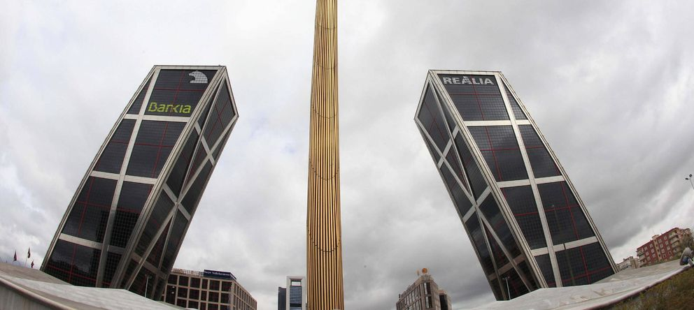 Foto: La sede de Bankia (EFE)