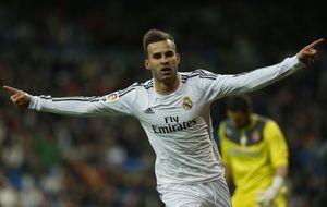 Jesé 'calienta' el vestuario del Real Madrid a ritmo de reggaeton