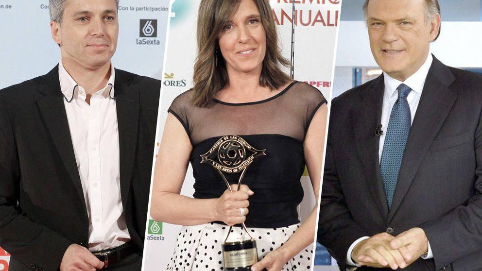 Ana Blanco, Pedro Piqueras y Vicente Vallés moderarán el debate a cuatro