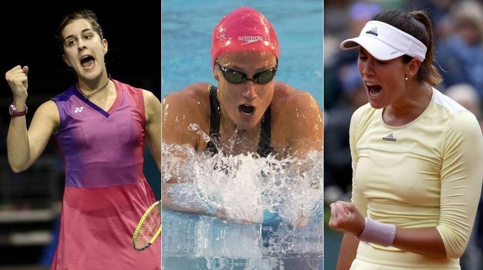 Foto: El deporte femenino quiere repetir el éxito de Londres.