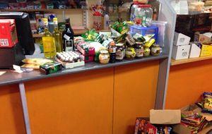 Una tienda de Madrid vendía alimentos caducados desde 2012