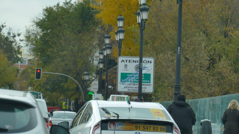 Las ciudades están poniendo en marcha zonas de bajas emisiones, como en el caso de Madrid Central.