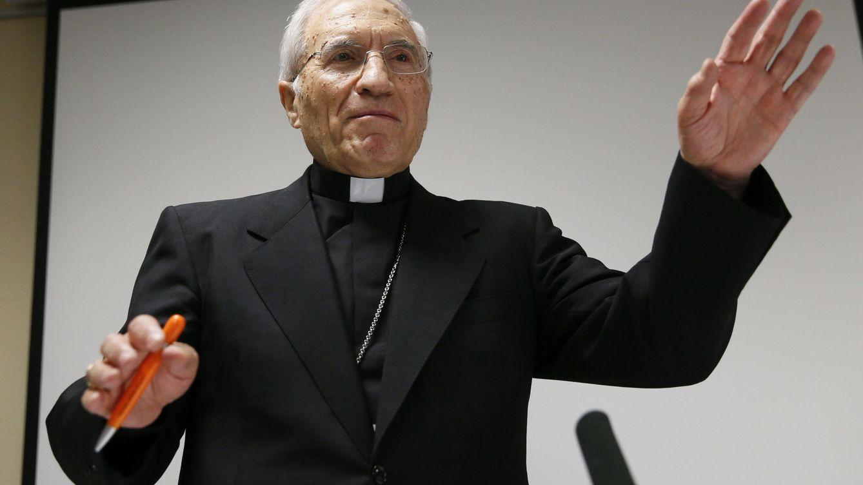 Foto: El cardenal arzobispo de Madrid, Antonio Maria Rouco Varela, en una imagen de archivo (EFE)