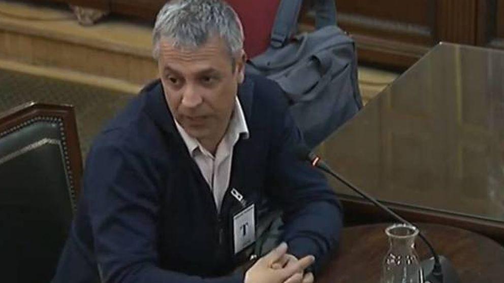Un testigo vincula en el juicio del 'procés' a la Generalitat con Òmnium en lo referente a la publicidad del 1-O