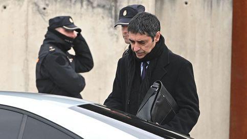 El juicio a Trapero, en directo: sigue en 'streaming ' la segunda sesión