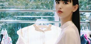 Post de Emi Suzuki, la influencer que ha revolucionado Amazon con su vestido