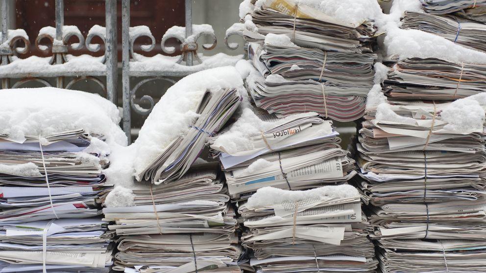 El informe que explica por qué el periodismo no interesa a nadie