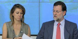 """Rajoy se ceba con el artículo de González y Chacón: """"No ha pasado ni el corrector de estilo"""""""