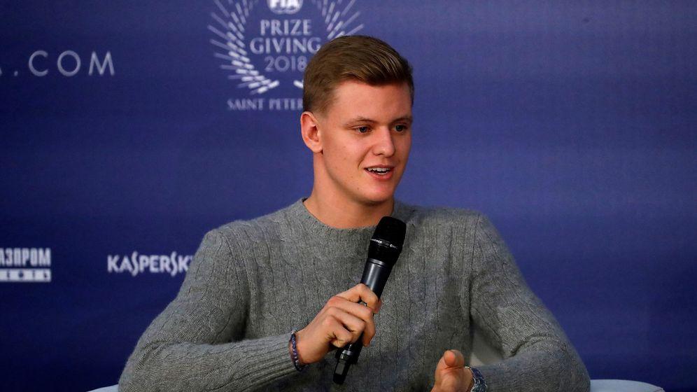 Foto: Mick Schumacher se pondrá al volante de un Ferrari en 2019. (EFE)