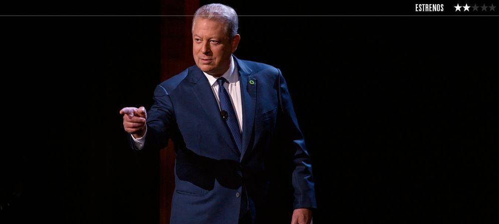 Foto: Al Gore protagoniza 'Una verdad muy incómoda'. (Paramount)