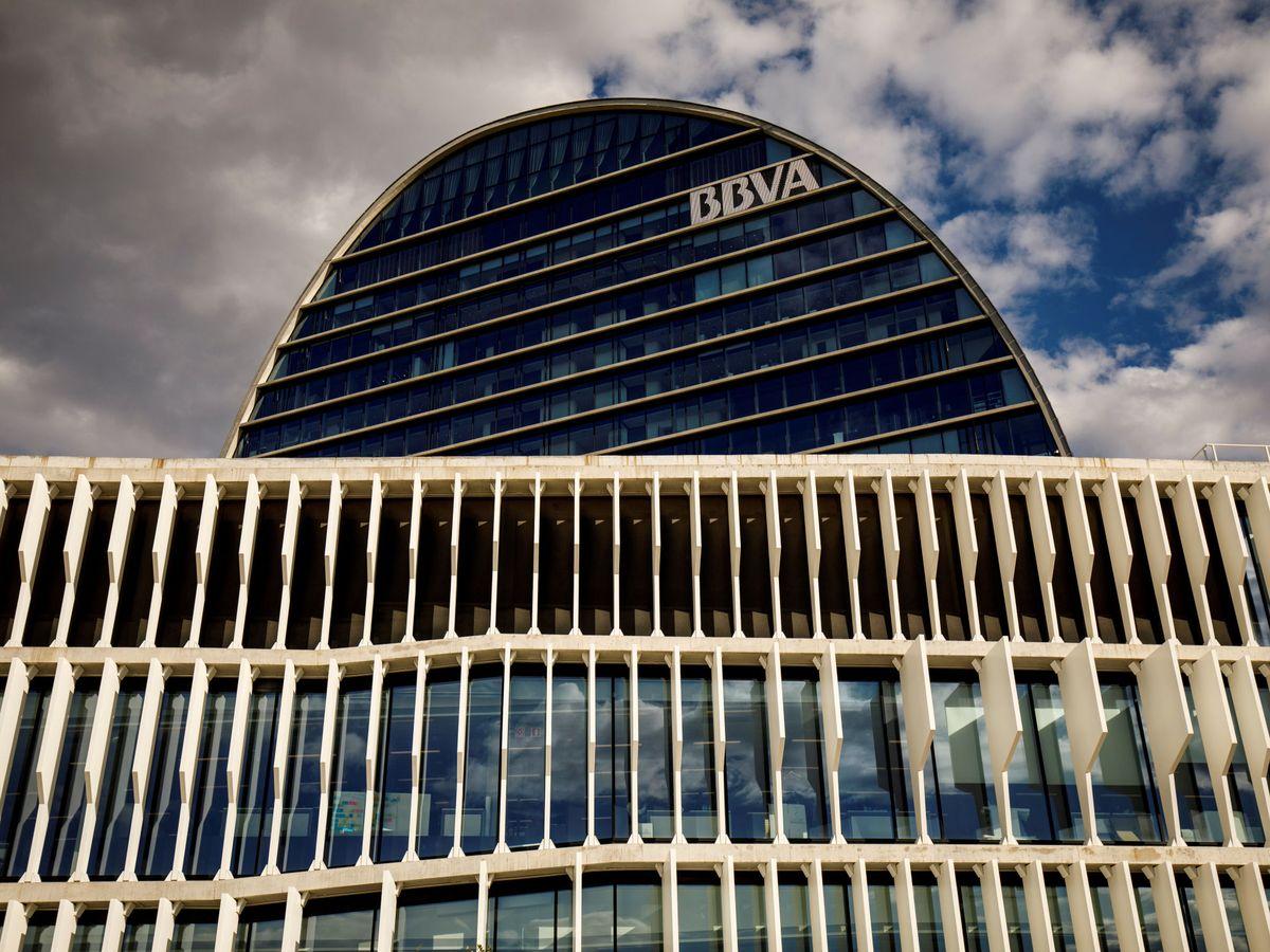 Foto: Sede de BBVA en Madrid. (Reuters)