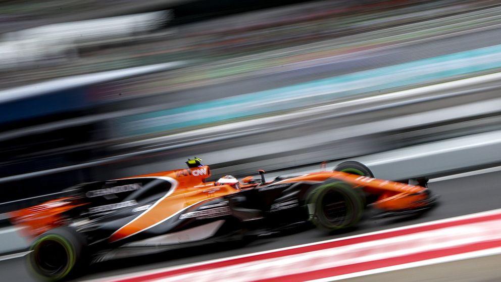 McLaren sorprendió a casi todos, pero también Vandoorne a Fernando Alonso