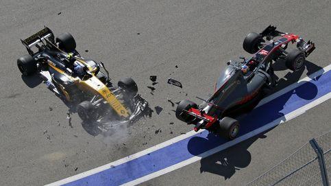 Cuando ni el dinero sirve para correr en F1: así se ganó el despido Palmer
