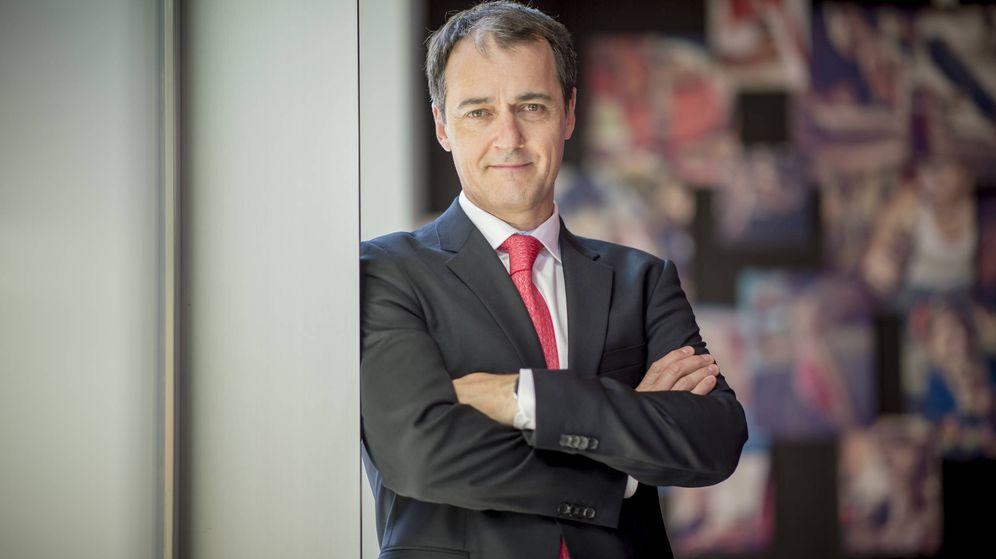 Foto: Juan Ignacio de Elizalde, director general de Coca-Cola Iberia y miembro del consejo de administración de Ecoembes.
