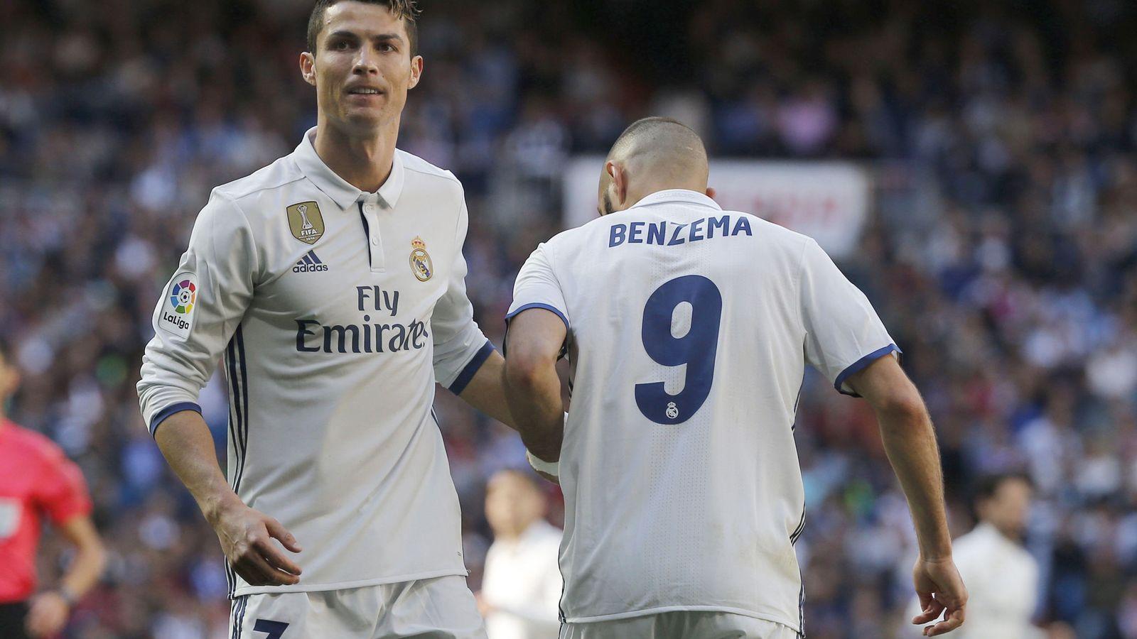2da3351928 Real Madrid: Cristiano eclipsa a Benzema (igual de efectivo) y abre la  puerta a Griezmann