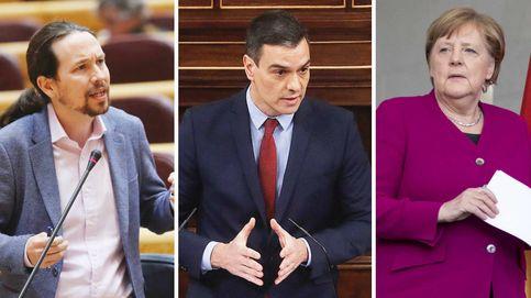 Alemania contra España: Merkel dopa sus empresas, Sánchez e Iglesias las asfixian