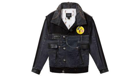 La cazadora de Desigual, 'Iconic Jacket', se vende ahora en edición limitada