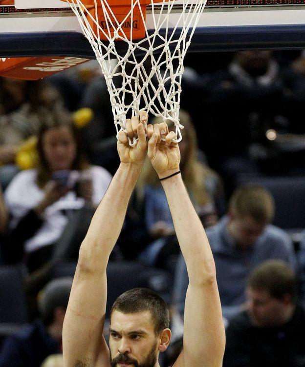 Foto: Los Grizzlies pierden a su mejor jugador (EFE/Mike Brown).