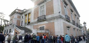 Post de El plan de Falomir para el Museo del Prado