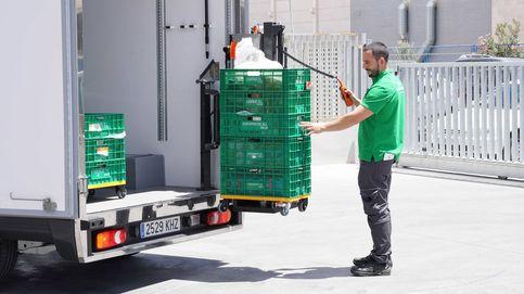 Nuevo centro de distribución de Mercadona en Valencia