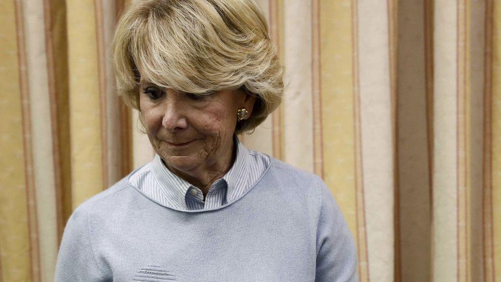 Los documentos originales de la caja B del PP de Madrid acorralan a Esperanza Aguirre