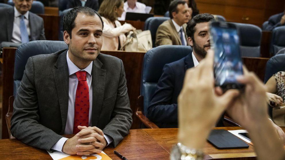 C's se querella contra 5 exmilitantes que le impidieron presentarse en Móstoles