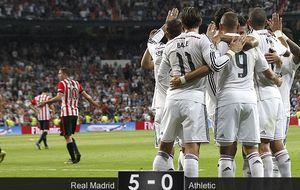 El Madrid huele la debilidad del Athletic y Cristiano se lo zampa