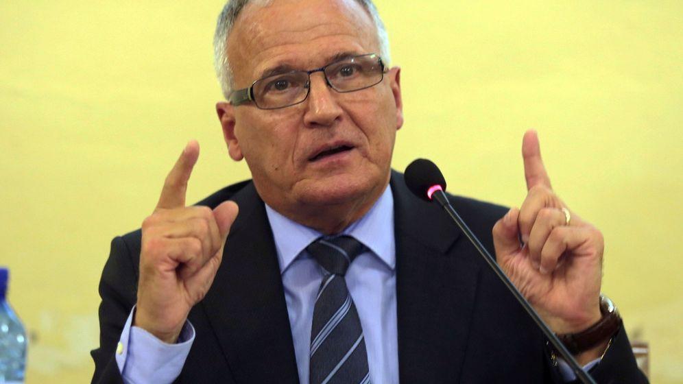 Foto: El presidente de Empresaris de Catalunya, Josep Bou Vila. (EFE)