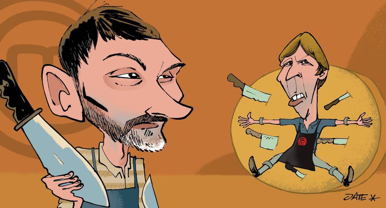 Foto: Ilustración realizada por Jate para Vanitatis