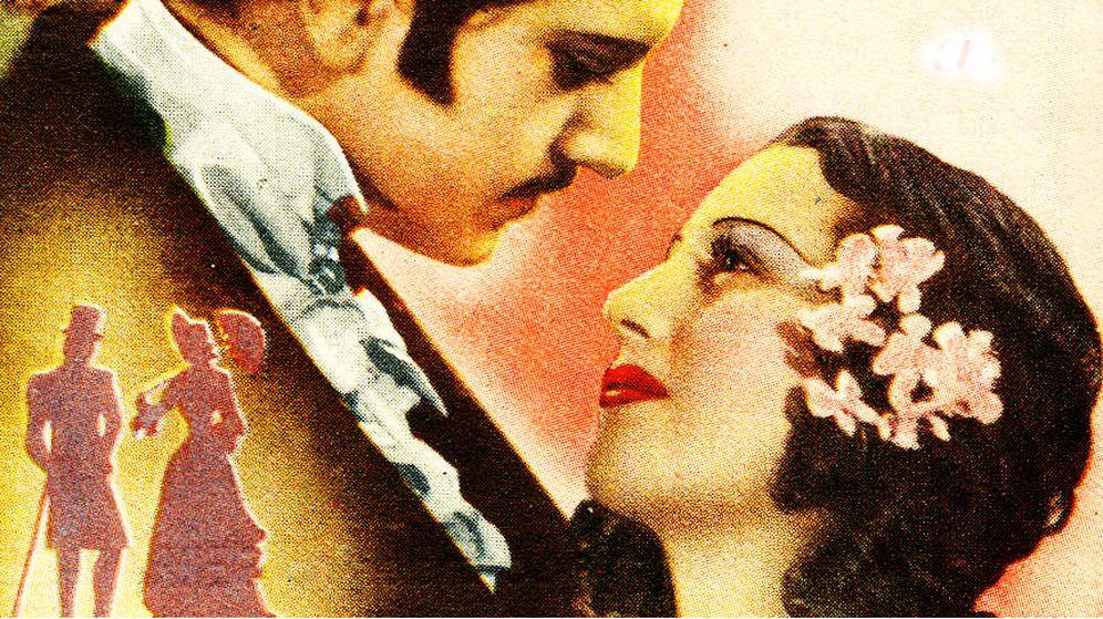 Foto: Detalle del cartel de 'Doña Francisquita'