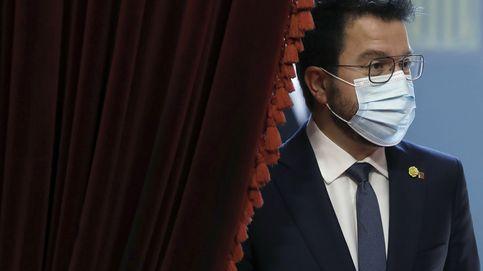 Aragonès y la maniobra del mientras tanto contra Sánchez