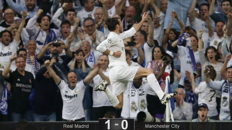 Foto: Bale sigue en un estado sensacional. (Reuters/Juan Medina)