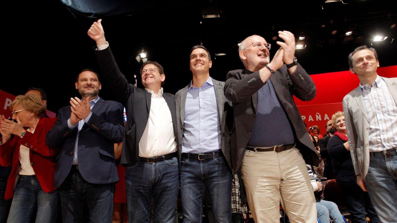Sánchez pide una amplia mayoría para un Gobierno fuerte que no dependa de socios