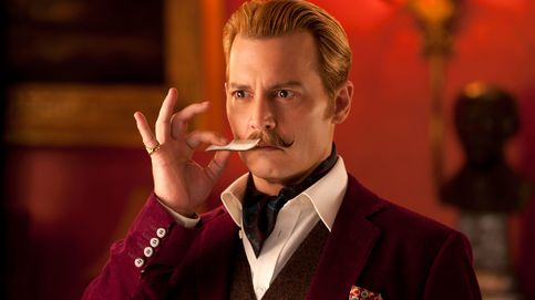 Johnny Depp pierde la virginidad olfativa
