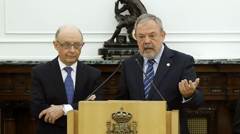 Montoro tiene un as en la manga: Euskadi no gastará los 1.400 millones del cupo