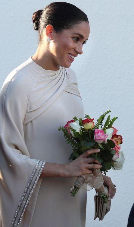 Foto: La duquesa de Sussex. (EFE)